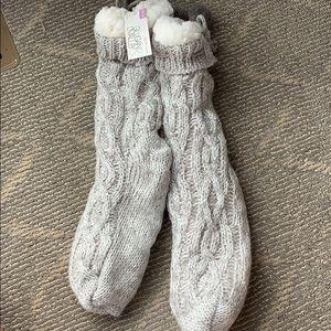 Gilligan & O'Malley Slipper Socks